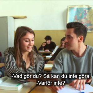 """VIDEO – Il Berchet a """"Dai, domanda!"""""""