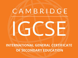 Logo Cambridge IGCSE