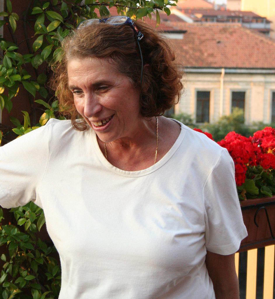 foto della prof.ssa Giovanna Segalini