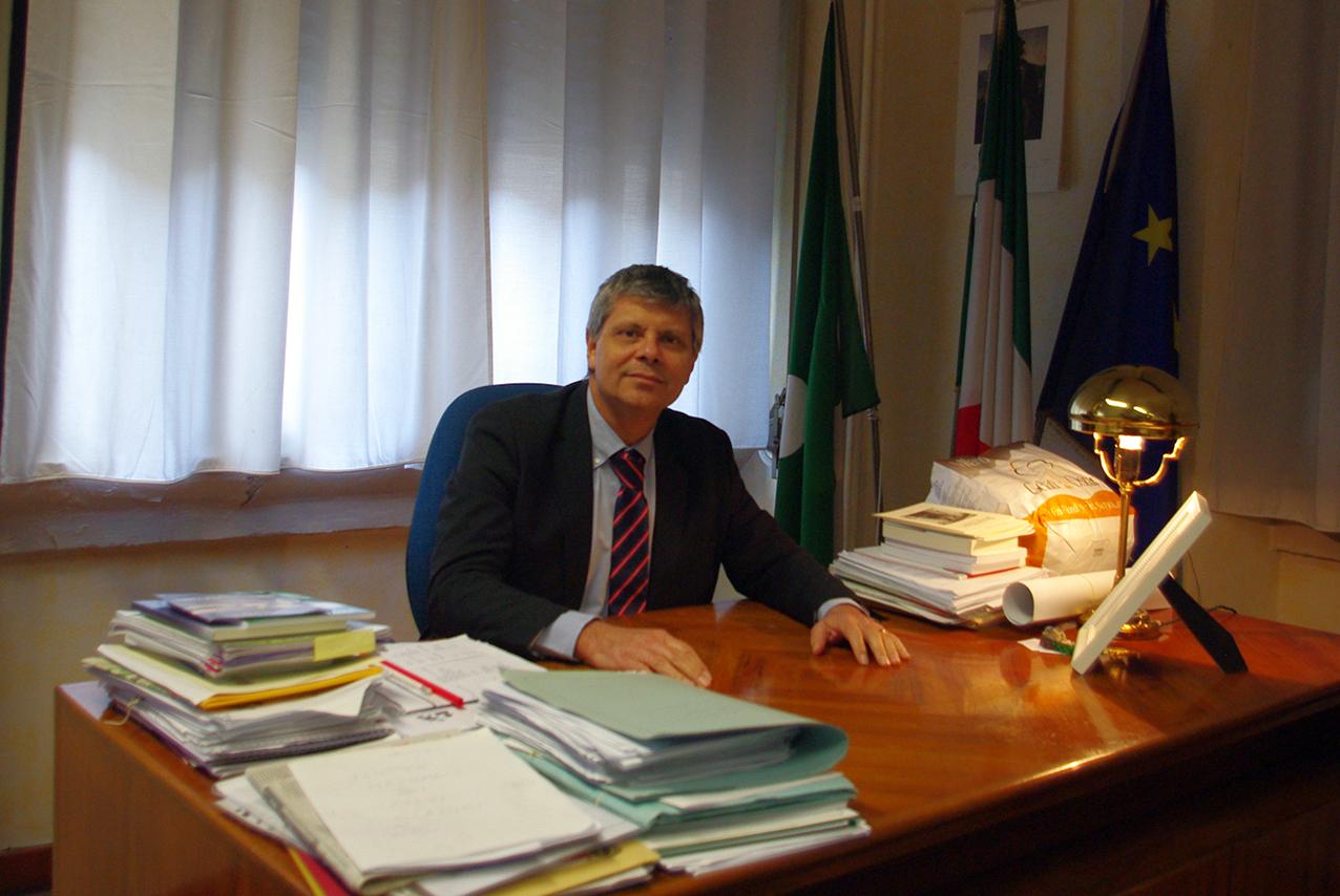 foto del D.S Prof. D. Guglielmo