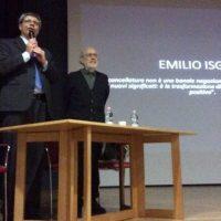 Incontro con il Maestro Emilio Isgrò