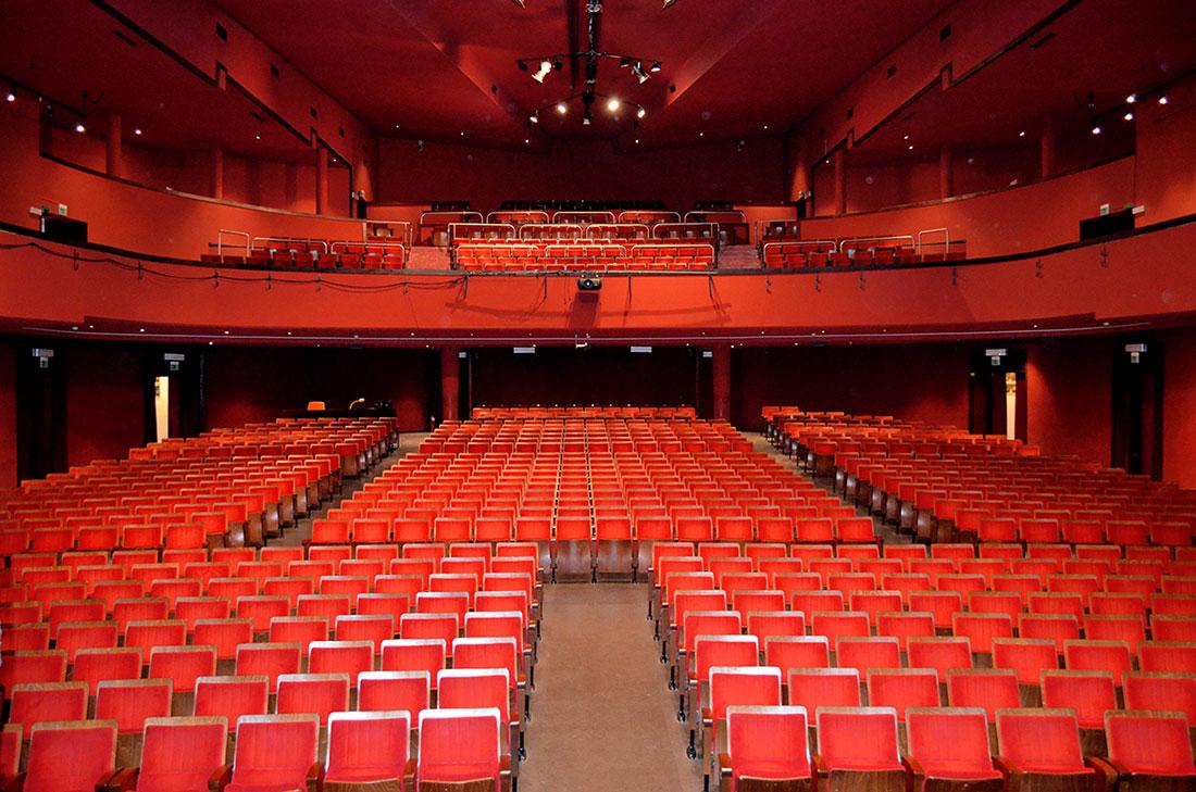Foto Teatro Carcano