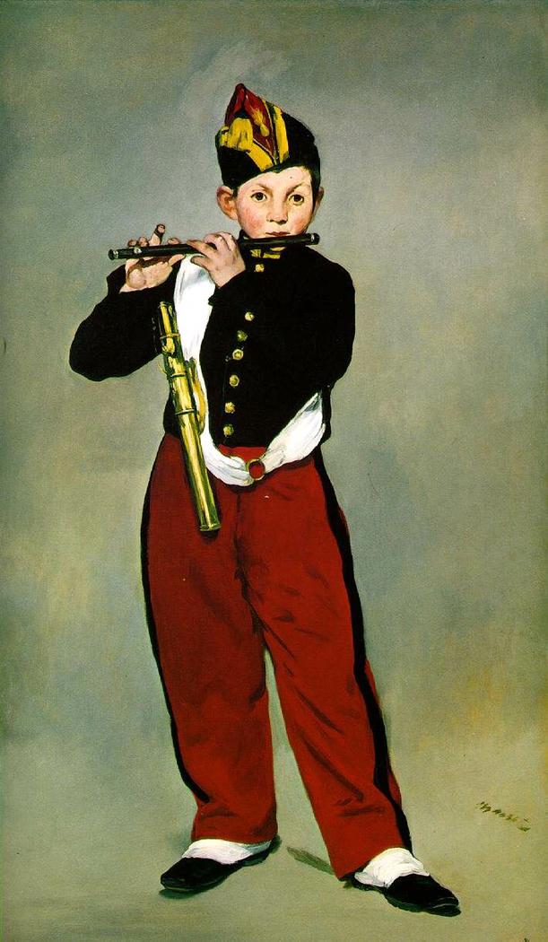 foto quadro di Manet
