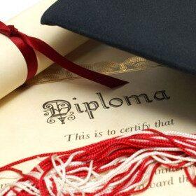 immagine di diploma