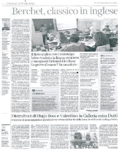 immagine di articolo di giornale