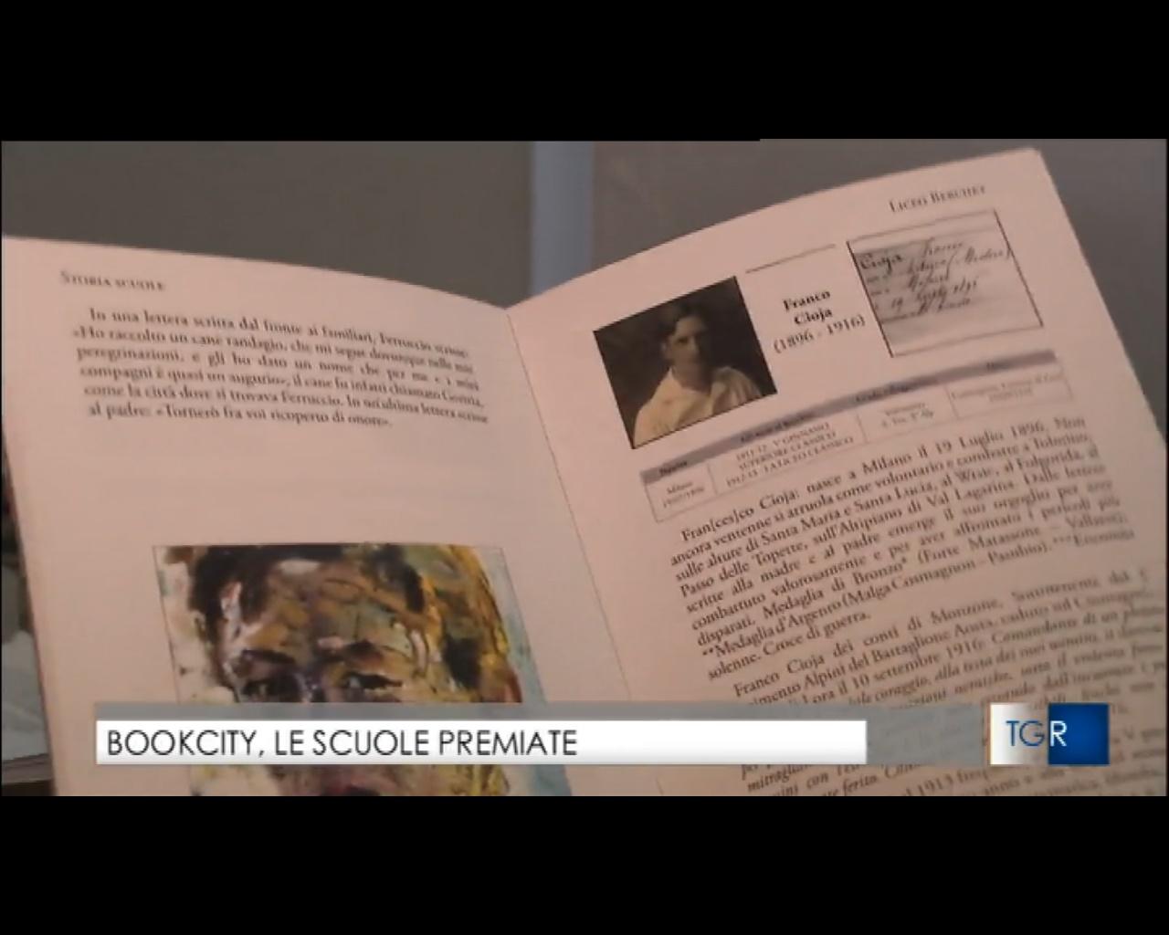 BOOKCITY, LE SCUOLE PREMIATE_Berchet
