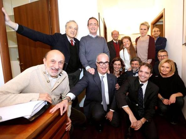 foto di partecipanti all'evento