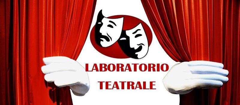 locandina del laboratorio teatrale